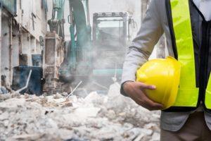 Szakszerű szelektálás építkezések, bontások után