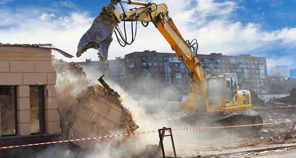 Miért kérje közreműködésünket az épületbontáshoz?